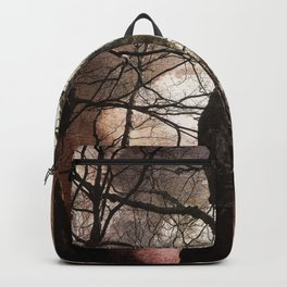 Alone in a Crowd Backpack