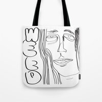 weed Tote Bags featuring Weed by ESP.