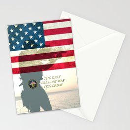 United States Navy Seals Stationery Cards