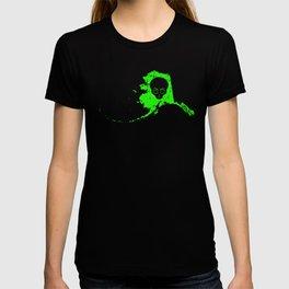 UFO Experience Investigator UFO Alaska UFO Hunting T-shirt