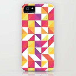 Tri Kolor iPhone Case