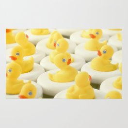 Rubber Ducky Time Rug