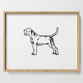 Mastiff Gift Italian Mastiff Cane Corso Design Serving Tray