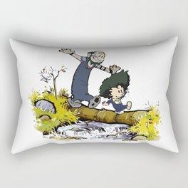 Cowboy & Bebop Rectangular Pillow