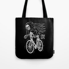 Death Rider Tote Bag