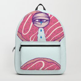 Donut Cry Backpack