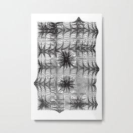 Hyperspace Metal Print