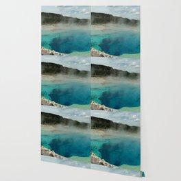 The Emerald Pool Colors Wallpaper