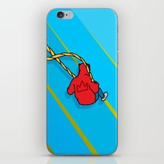 Swing Away iPhone & iPod Skin