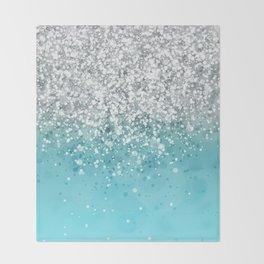 Glitteresques XXXIII Throw Blanket
