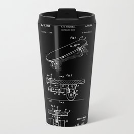 Skateboarding Patent Travel Mug