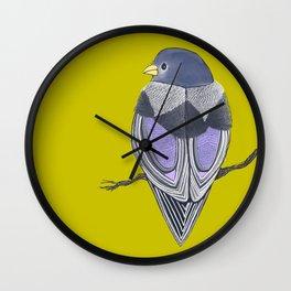 The Little Junco Wall Clock