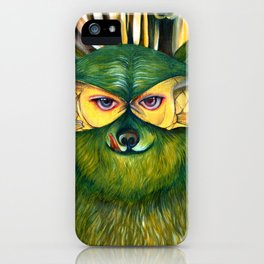 Bear | Disguise  iPhone Case