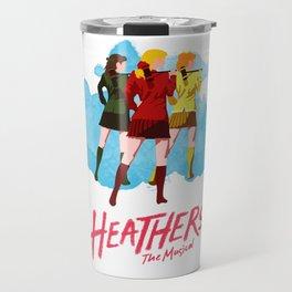 Heathers Minimalist Travel Mug