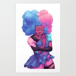 Something entirely new Art Print