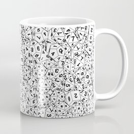 Dungeon Master RPG Gamer Dice II Coffee Mug