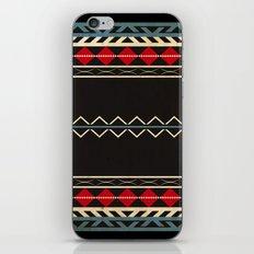 Aztec Dark iPhone & iPod Skin