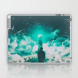 LIGHT OF HOPE #1 Laptop & iPad Skin