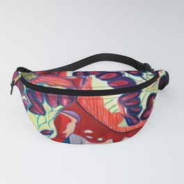 Bloody Pomegranate Fanny Pack