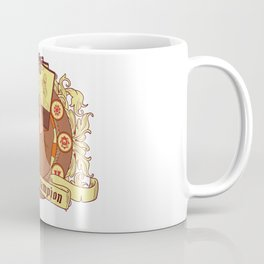 The Card Tournament Champion Coffee Mug