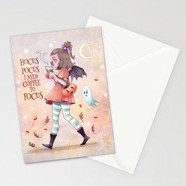 Magic spell Art Print Stationery Cards