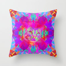 Briah-Lady Jasmine Throw Pillow