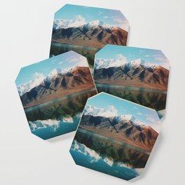 Film photo of New Zealand Glacier Landscape Coaster