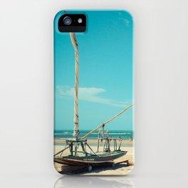 Flecheiras Beach, Brazil #01 iPhone Case