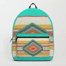 FIESTA (teal) Backpack