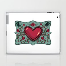 love and roses Laptop & iPad Skin
