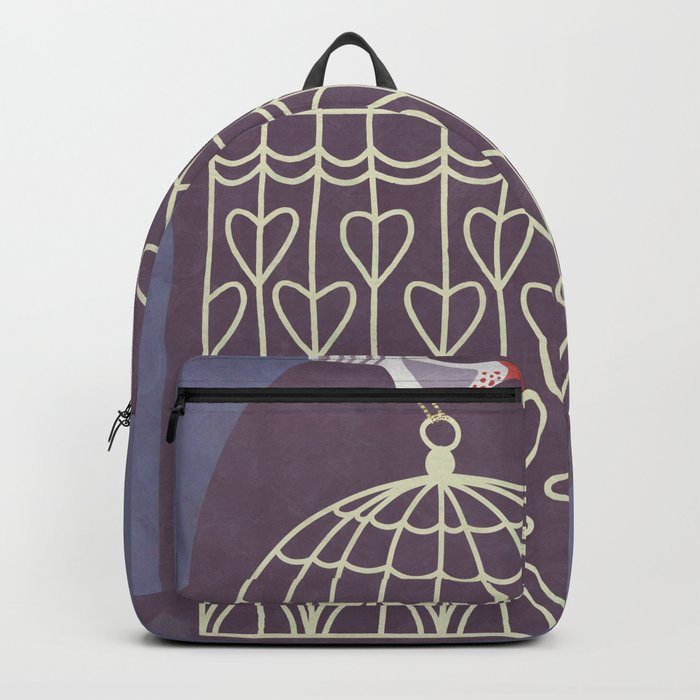 Leaving the Birdcage Backpack