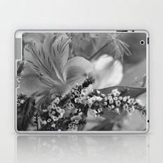 Freesia 2 B&W Laptop & iPad Skin