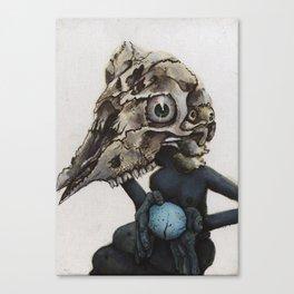 Bone Crusher  Canvas Print