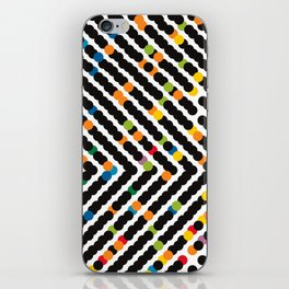 ARROW - dots iPhone Skin