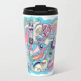 Doodle #2389 Travel Mug