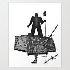 Working America Art Print