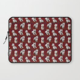 The West Highland Terrier Laptop Sleeve