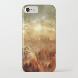 Wish You Were Here (Chapter I) iPhone Case