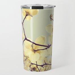 Magnolia Dream Travel Mug