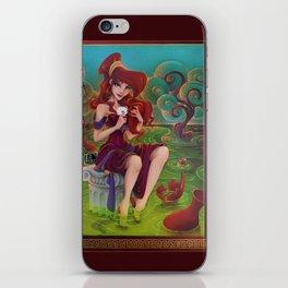 Megara Damsel in Distress iPhone Skin