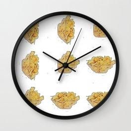 Crisp bowl bywhacky Wall Clock