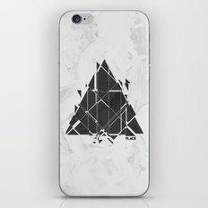 PLACE Triangle V2 iPhone & iPod Skin