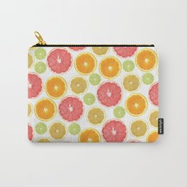 Citrus Love Carry-All Pouch