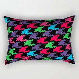 dogtooth day Rectangular Pillow