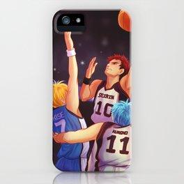 Jump iPhone Case