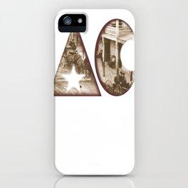AC Classic  iPhone Case
