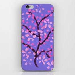 Cherry Blossom Tree iPhone Skin