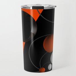 geometric still life -09- Travel Mug