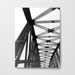 The Brigde Metal Print