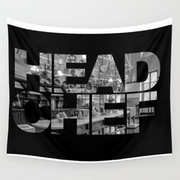 Head Chef Wall Tapestry
